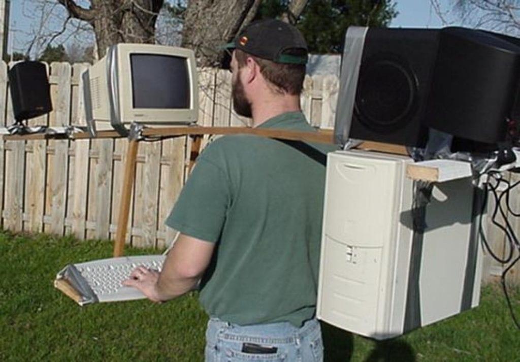 portabilityof desktop pcs